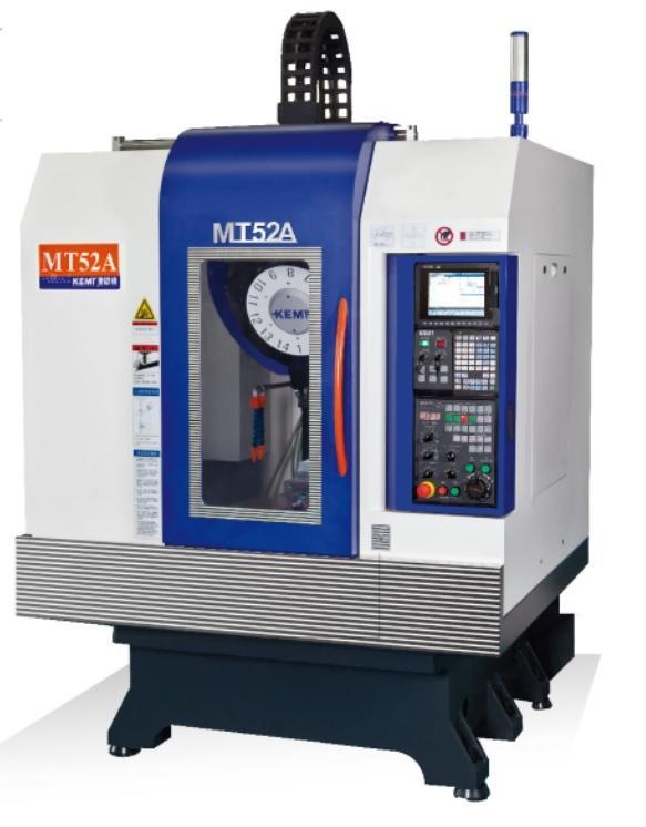 Сверлильно-фрезерный обрабатывающий центр MT52D/DL